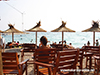 Makarska beach buba bar