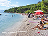 Makarska beach cvitacka