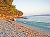 Makarska cvitacka beach