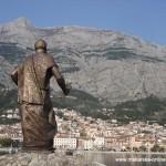 statua sv. petra Makarska