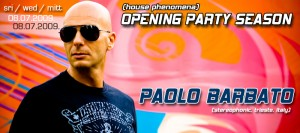 Barbato, opening party