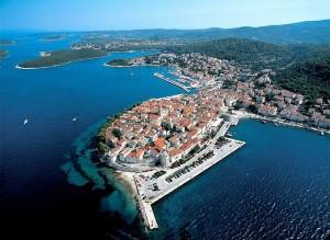otok Korčula, grad Korčula