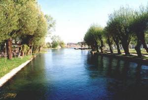 rijeka vrljika imotski