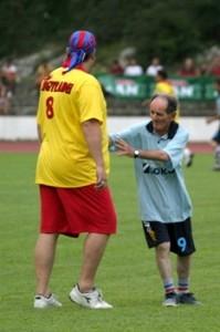 debeli vs. mršavi