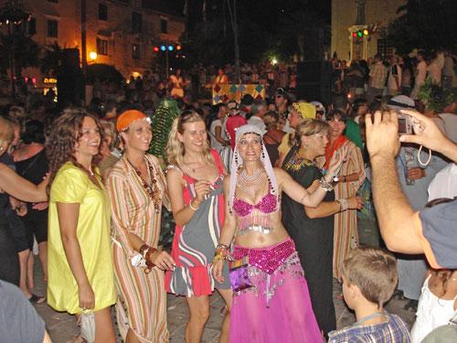 Ljetni Karneval Makarska