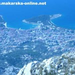 Makarska from Voac