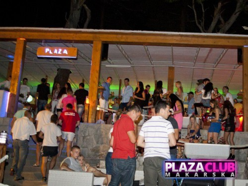 Disco Plaža program