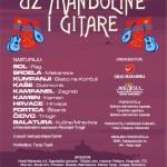 Festival klapa uz mandoline i gitare