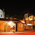 Božićni grad Makarska